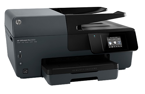 IMPRESORA MULTIFUNCIONAL INYECCION T/COLOR VEL OFFICEJET PRO 6830 E-AIO